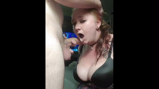Extreme Throat Fuck Pov
