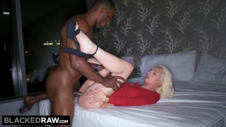 BLACKEDRAW As soon as she moved to town she needed some BBC