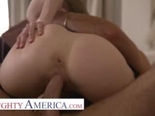 Naughty America – Karla Kush Fucks her best friends husband while shes home
