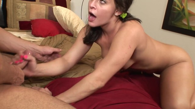 Horny Tiny Teen Have Rough Sex with Her Boyfriend and Get Cum Mouthful 10