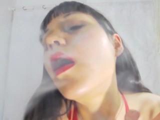 SMOKE FETISH ISHTAR ELEADIN MISTRESS