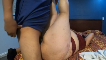 madura sexy mexicana cojida con su tanguita
