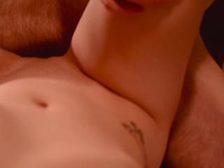 Fit girl POV of cumshot – Romantic sex – FitCoupleLust