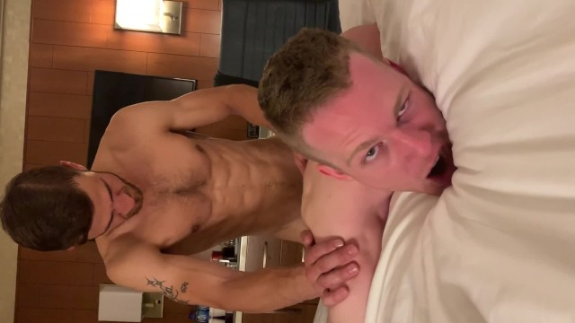 Gay room atlanta hotel Boulevard man rails buttboy in hotel room