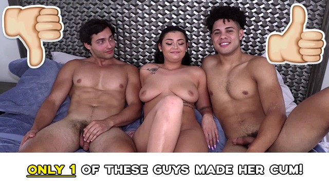Flat chested brunettes fucking videos - Best millennials bi compilation. hottest bi video ever