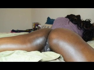 Lesbian audio porn erotic talk about fucking her...