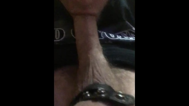 Suck tease Close angle self suck tease my big cock for my friends and fans likencoment