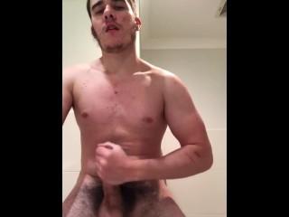 Hottest eyerolling orgasm...