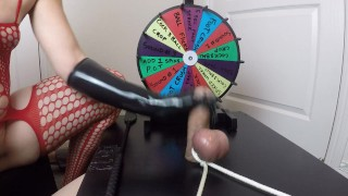Wheel Of Misfortune Take #4   He Loves Ball Flicks HaHaHa