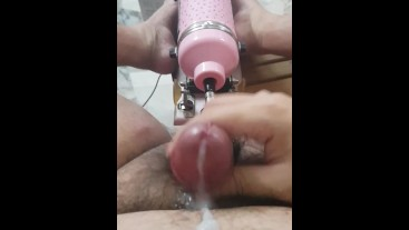 dildo machine asian