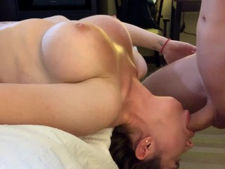 Fitness Trainer Facefucked With Facial At The End Full