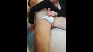 Massaggio professionale flash dick