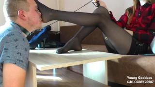 Russian Mistress Feet