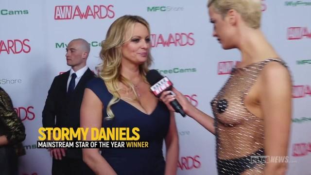 Naked news brooke roberts Naked news at the 2019 avn awards