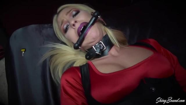 female self bondage gone wrong