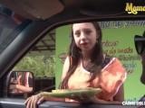 MAMACITAZ - Hot Latina Teen Picked up and BANGED To Exhaustion