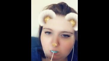 Princess Bunnie's Lollipop