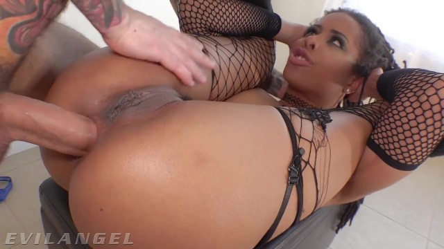 Evil big porn - Evilangel bdsm slave kira noir anal training