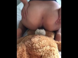 Babysitter teddybear...
