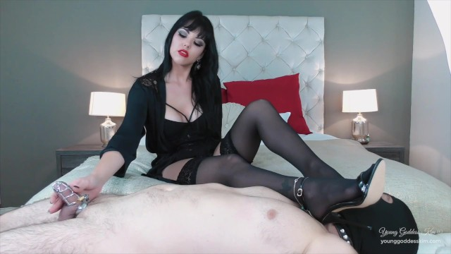Kim possible femdom Cruel intentions preview - femdom chastity - young goddess kim
