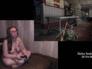 Last of us naked play through part 15...
