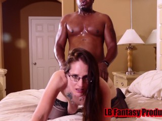 QOS MILF CREAMPIED by BBC for CUCK treat