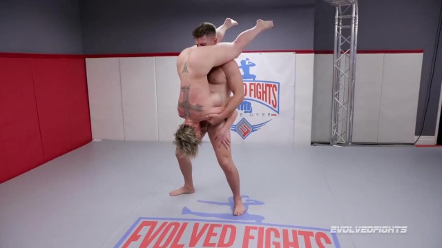 Friday boobs - Busty dee williams mixed wrestling fight gags on cock of jack friday