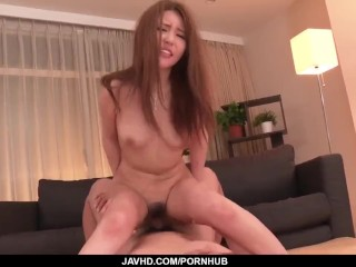 Asian fantasy sex in group with Miu Tsukino - More at javhd net