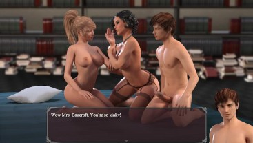 Lust Epidemic-PC-v96102 Part 42 Gameplay By LoveSkySan69