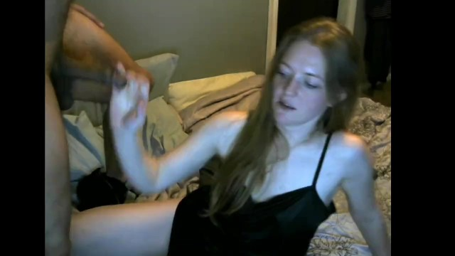 Cheating Married Redhead Whore Fucking And Sucking BBC slutty Wife! Part 14