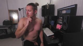 JerkVlog #1(pilot): the beginning of my Sex Life + jerk off to feelingsxoxo