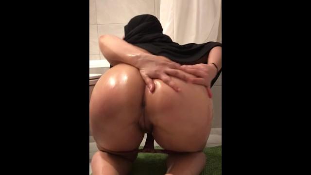Arab Hijab Teen Likes Anal Sex