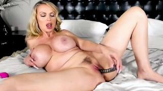 Camsoda - Nikki Benz MILF Seductive Masturbation