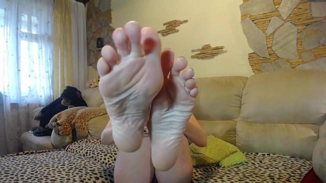 Sexy massage employment Sexy feet in the spotlight part 2