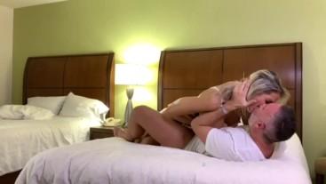 FUCKING HIS HOT WIFE