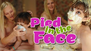 Pied in the Face