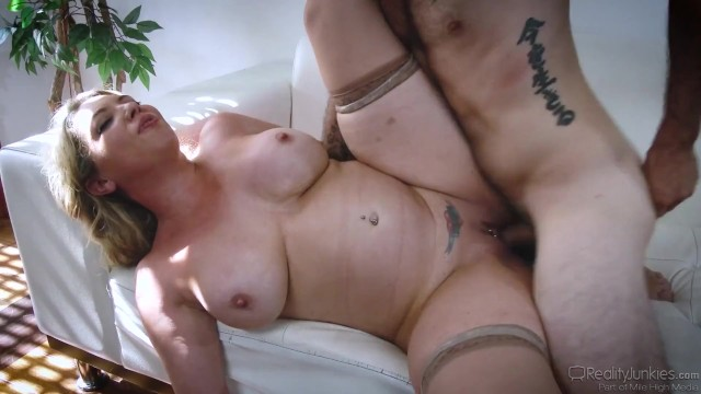 MileHigh-Busty milf trys out the new couch with a hard fucking 19