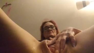 Tight wet horny pussy