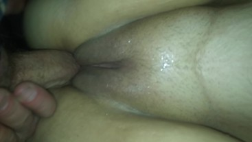 More of mommies wet squirting pussy cumming while getting fucked doggystyle