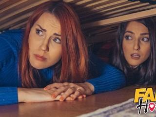 Fake hostel stuck under a bed 2 halloween...