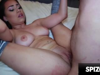 Latina demi lowe gets smashed spizoo...