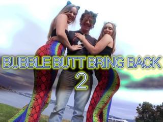 Big Butts & Beyond Bubble Butt Bring Back 2 Kenzie Madison & Laney Grey