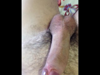 Boy playing dick homemade...