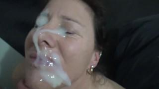 ebony cum shot facial pornhub