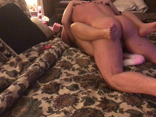 My first time fucking on camera