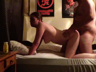 Valerie Fucked Two Loads On Her Tits Than Creampie Finish