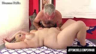 Jeffs Models - Sensually Massaging Sexy Plumpers Compilation Part 1