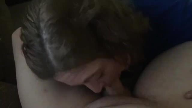 GF swallows my cum before dinner 7