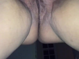 Making pussy squirt daddys cock...