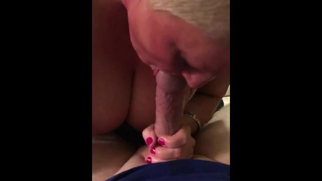 Big Dick;Big Tits;Blonde;Blowjob;MILF;POV;Exclusive;Verified Amateurs blowjob, bigdick